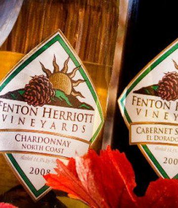 Fenton Herriot Vineyards